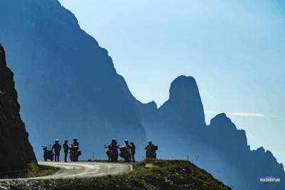 viajes organizados en moto