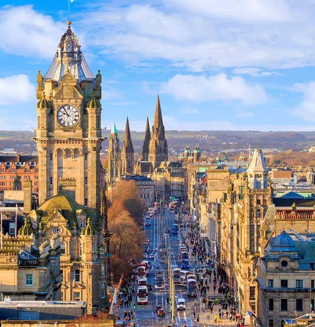 Viaje organizado en moto Irlanda y Escocia 100% Asfalto