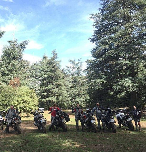 Viaje organizado en moto Trail a Marruecos X-Morocco Tour