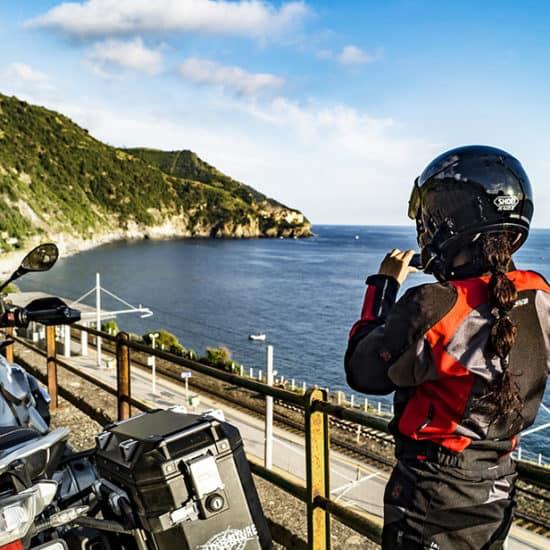 Viaje organizado en moto a la Toscana Italia