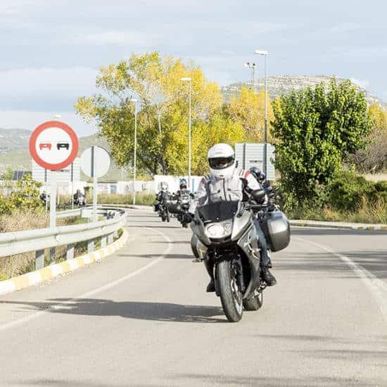 ViajViaje en moto organizado por el Norte de España e Organizado en moto Norte de España Bilbao